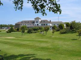 Bowood Park Hotel, country house in Camelford