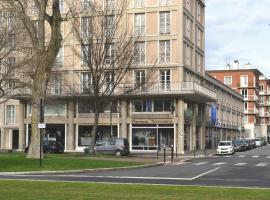 Comfort Hotel d'Angleterre Le Havre, hotel in Le Havre