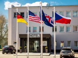 Skyhotel Prague, hotel near Vaclav Havel Airport Prague - PRG,