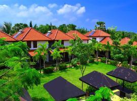 Hotel Green Garden, отель в Тринкомали