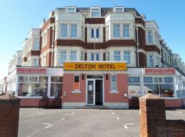 Delton Hotel, hotel near Blackpool International Airport - BLK, Blackpool