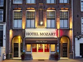 Mozart Hotel, hotel ad Amsterdam