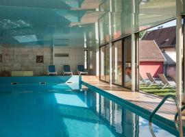 Logis Hostellerie Motel Au Bois Le Sire, hotel en Orbey