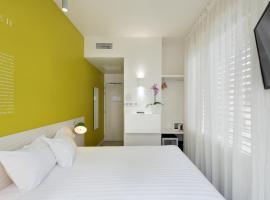Hôtel Les Voiles, accessible hotel in Toulon