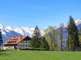 Hotel Grünwalderhof, Hotel in Innsbruck