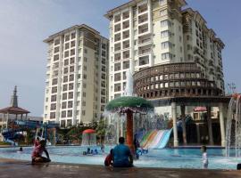 CT Homestay at Lagoon Park Resort, resort in Melaka