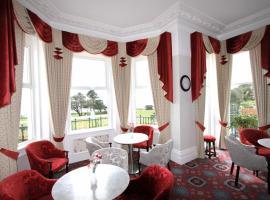 Hotel Riviera by the Sea, hotel near Bournemouth Beach, Bournemouth