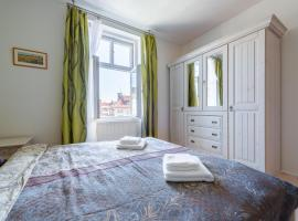 Cozy apartment near Charles bridge, ubytování v soukromí v Praze