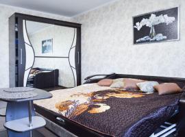 Apartment on Yeroshevskogo, Ferienwohnung in Samara