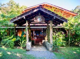 Tiskita Jungle Lodge, hotel in Pavones