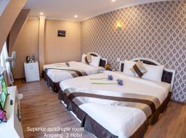 Arapang 3 Hotel, hotel near Da Lat Market, Da Lat
