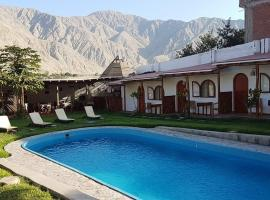 La Fortaleza del Inca, hotel with pools in Lunahuaná