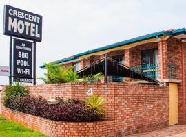 Crescent Motel Taree, motel in Taree