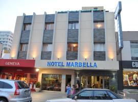 Hotel Marbella, hotel en Punta del Este