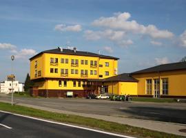 Hotel Zlatý Chlum, hotel v destinaci Česká Ves