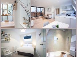 Stylish Wood Street Apartment, apartment in Bath