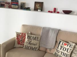 The shabby house, apartment in Anzio