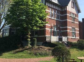 Maison Stout, hôtel à Hasselt