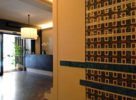 Hotel Touring, hotel a Livorno