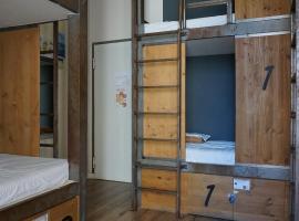 Black Swan Hostel Sevilla, hotel per famiglie a Siviglia