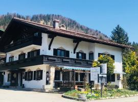 DEVA Hotel Kaiserblick, Hotel in Reit im Winkl