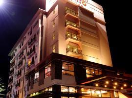 Bonito Chinos Hotel, hotel in Nakhon Sawan