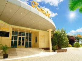 Captain Hotel, golf hotel in Anapa