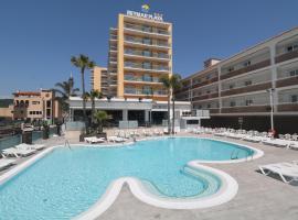Hotel Reymar Playa, hotel en Malgrat de Mar