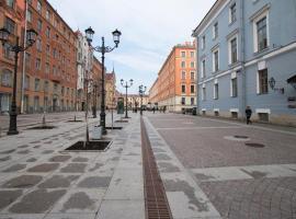 """Апартаменты """"Писательский Дом"""", отель в Санкт-Петербурге, рядом находится Храм Спаса на Крови"""