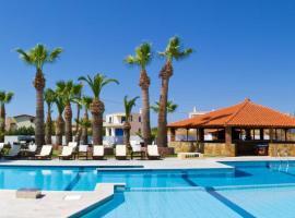 아이기나 타운에 위치한 호텔 Hotel Klonos - Kyriakos Klonos