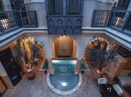 Riad Ambre Et Epices, hotel in Marrakesh