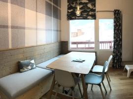 Appartement familial - La Tania, hotel in La Tania