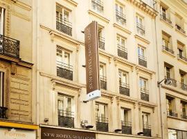 Newhotel Saint Lazare, hotel near Gare Saint-Lazare, Paris