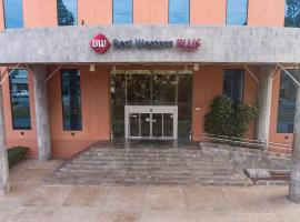 Best Western PLUS Nuevo Laredo Inn & Suites, hotel en Nuevo Laredo