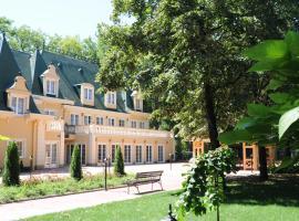 Hotel Vila Park, hotel in Novi Sad