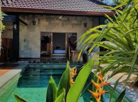 Taman Senang, villa in Gili Air