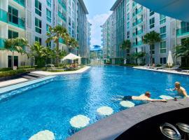City Center by Fantasea Beach, hotel in Pattaya