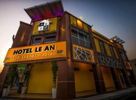 Le An Hotel, hotel in Sungai Petani
