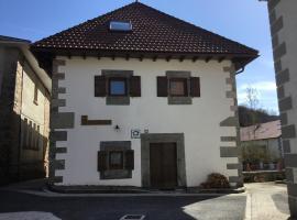 Casa Rural Roncesvalles, casa rural en Espinal-Auzperri