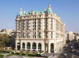 Four Seasons Hotel Baku, hotel perto de Palace of The Shirvanshahs, Baku