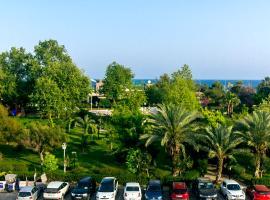 Aspendos Seaside, accessible hotel in Antalya