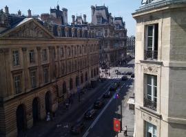 Hotel Rivoli, hotel in Paris