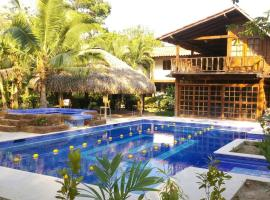 Rancho Alegre, lodge in Pacora