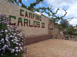 Camping Carlos III, holiday park in La Carlota