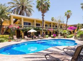 El Encanto Inn & Suites, hotel en San José del Cabo