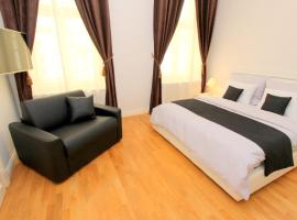 Luxury apartments Krocínova, hotel dicht bij: Tsjechische Nationale Theater, Praag