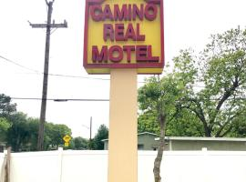 Camino Real Motel, motel in San Antonio