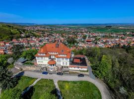 Hotel Stubenberg, hotel in Gernrode - Harz