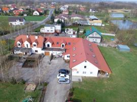 Delmajk – hostel w Toruniu