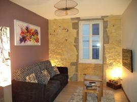 CASTRES APPART - LES HALLES, hotel in Castres
